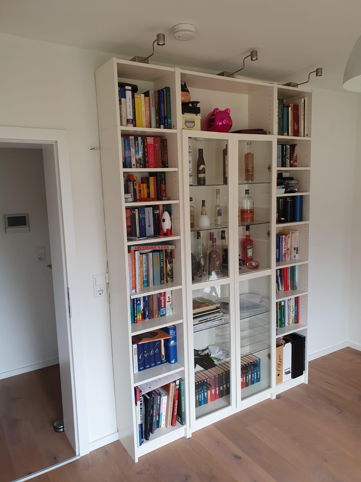 Ikea Schreibtisch Weiß Mit Regal 2021